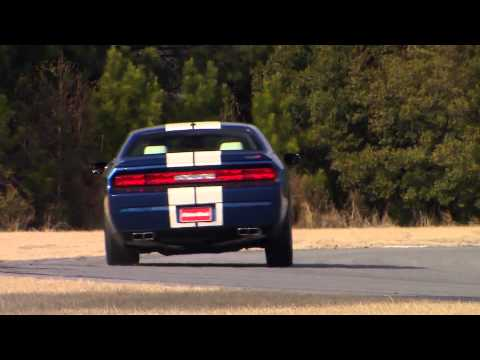 Road Test: 2011 Dodge Challenger SRT8