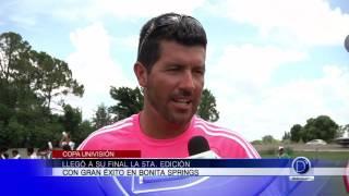 Segmento de Deportes Lunes 7 de Junio Gran final de la Copa Univisión 2016