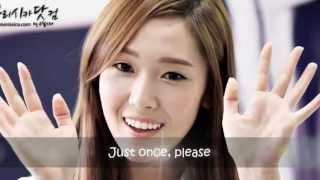 getlinkyoutube.com-Jessica (SNSD) - That One Person, You (그대라는 한 사람) [Eng Sub]