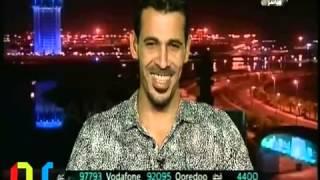 getlinkyoutube.com-صدى الملاعب لقاء يونس محمود  ومفتاح الامان على الشعب العراقي 2013/10/2