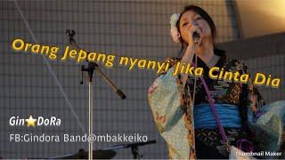 Orang Jepang🌼 Nyanyi Jika Cinta Dia  World Gourmet & Music Festa 2016