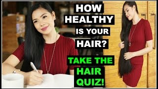 getlinkyoutube.com-HOW HEALTHY IS YOUR HAIR? TAKE HAIR QUIZ WITH ME- PLUS MY RESULT- Beautyklove