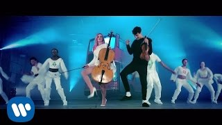 getlinkyoutube.com-Clean Bandit - Stronger [Official Video]