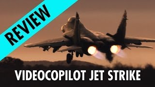 getlinkyoutube.com-Videocopilot Jet Strike test and REVIEW