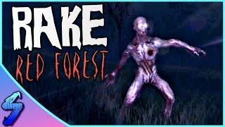 getlinkyoutube.com-RAKE: Red Forest Gameplay   KILLED THE RAKE!! [#3]