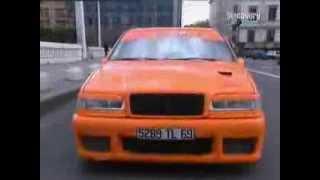 Top Gear  -  Crazy Tuned Volvo 850 Estate Turbo