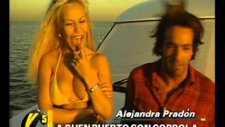 getlinkyoutube.com-Alejandra Pradón en el Tigre - Versus