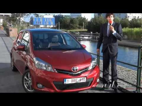 2012 Toyota Yaris Problems and Repair Information