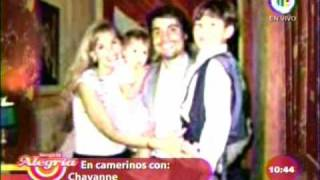 getlinkyoutube.com-Mas De Chayanne En Venga La Alegría