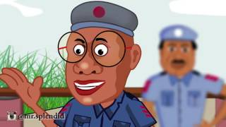 NAIJA POLICE, FUNNY AKPORS VIDEO