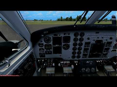 CARENADO KING AIR C90B Full Tutorial | Part 1