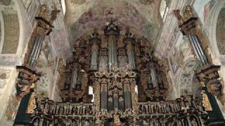 getlinkyoutube.com-Organ in Lezajsk - J.S.Bach - Preludium & Fugue C -moll BWV 549