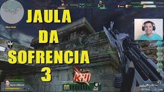 getlinkyoutube.com-JAULA DA SOFRÊNCIA 3   TEXUGO VELHO   BLOOD STRIKE
