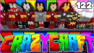 "getlinkyoutube.com-Minecraft CRAZY CRAFT 3.0 SMP - ""WE'RE NEARLY DONE"" - Episode 122"