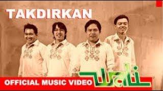 TAKDIRKAN - WALI  karaoke download ( tanpa vokal ) cover
