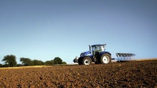 New Holland T6 - On top, around the clock