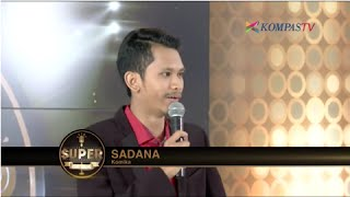 getlinkyoutube.com-Dana: Pacaran Suap-suapan (SUPER Stand Up Seru eps 221)