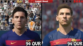 getlinkyoutube.com-FIFA 16 vs. PES 16: FC Barcelona