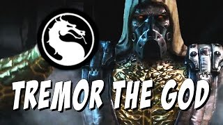getlinkyoutube.com-GODLY TREMOR: Mortal Kombat X Online Revival Pt. 7