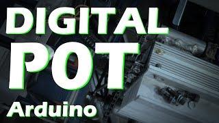getlinkyoutube.com-Digital Potentiometer Tutorial Arduino MCP4131 DAC Raspberry Pi