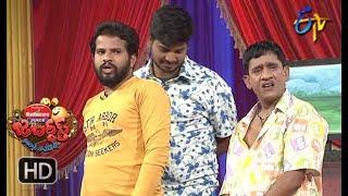 Hyper Aadi, Raising Raju Performance   Jabardasth   12th April 2018     ETV  Telugu