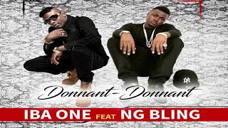 Iba One - Donnant Donnant ft. NG Bling ( Son Officiel )