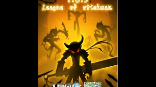 getlinkyoutube.com-League Of Stickman  Twisted jungle