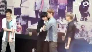 getlinkyoutube.com-[PART 4] Kiss Kiss Kiss (EXO, BTOB, BLOCK B, U-KISS, BTS, B1A4, MY NAME, TEEN TOP, INFINITE)