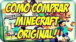 getlinkyoutube.com-Como comprar o MINECRAFT ORIGINAL! 2014