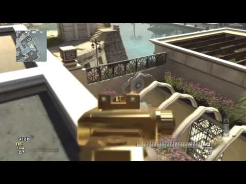MW3 Glitch Oasis Ontop of building/ Easy Voice Tutorial