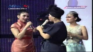 getlinkyoutube.com-Bianca Liza Bingung Pilih Juan Rahman Atau Steve - Konser Seleksi KDI (29/3)