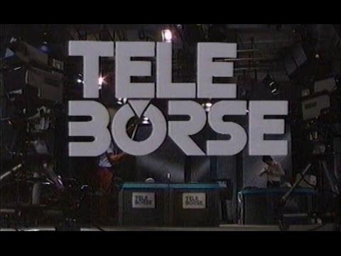SAT.1 - Telebörse Intro (1991)
