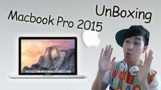แกะกล่อง Macbook Pro Retina 13 นิ้ว