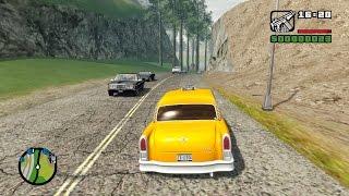 getlinkyoutube.com-Grand Theft Auto IV: San Andreas BETA 3 Gameplay (4K)