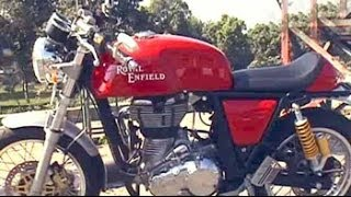 Everything you need to know about the Royal Enfield Continental GT