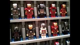getlinkyoutube.com-SPECTACULAR IRON MAN ARMORY by BecauseBatman