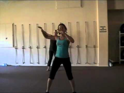 Zumba Basic Lesson 1 Part 3