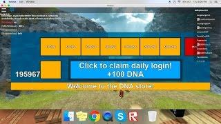 getlinkyoutube.com-Dinosaur Simulator - How I get all the DNA