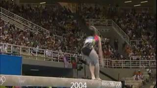 Gymnastics Skills Then and Now