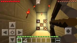 getlinkyoutube.com-Мумия в Minecraft Pe 0.13.1 : 0.14.0