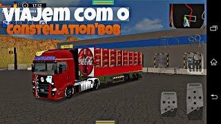 getlinkyoutube.com-Viajem com Constellation 'BoB e carga da Coca-Cola - Gameplay Grand truck simulator