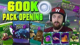 getlinkyoutube.com-Plants vs. Zombies Garden Warfare 2 600K Pack Opening | Let´s Play PvZGW2 Deutsch