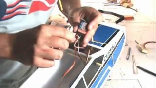Como construir um Aeromodelo parte 26