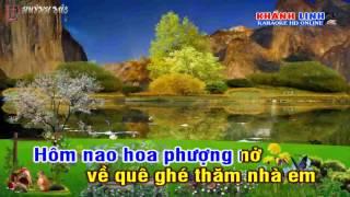 getlinkyoutube.com-[Karaoke Nhạc Sống] Liên Khúc Cây Cầu Dừa Remix