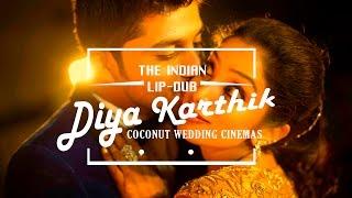 getlinkyoutube.com-The Indian Lip-dub- Diya & Karthik