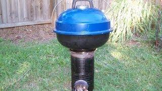 getlinkyoutube.com-Rocket Stove Oven