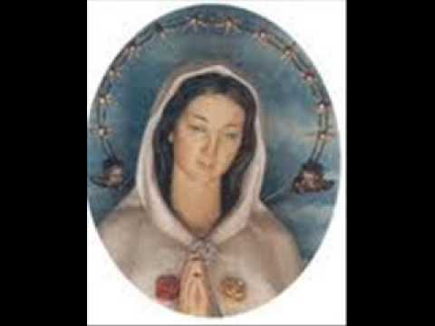 Himno a la Rosa Mística - Matilde Gonzalez - Hay en el cielo un jardín..