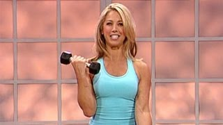 getlinkyoutube.com-Denise Austin: Abs & Upper Body Workout