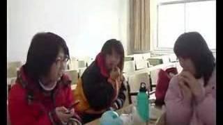 getlinkyoutube.com-500208473号王丽飞_CampArt参赛作品_DV短片:校园闹剧