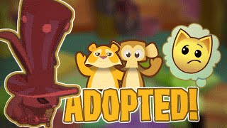 getlinkyoutube.com-GETTING ADOPTED IN ANIMAL JAM!